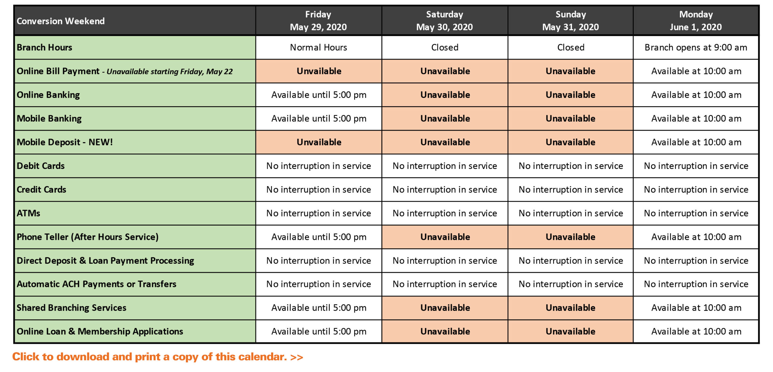 conversion-schedule-link